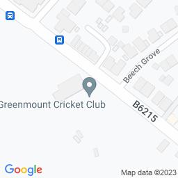 Map of Greenmount CC - Brandleshome Road