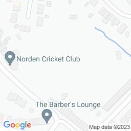Map of Norden Cricket Club
