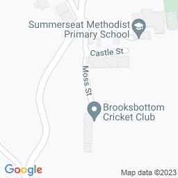 Map of Brooksbottom CC