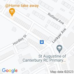 Map of Lowerhouse Cricket Club