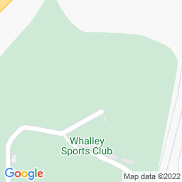 Map of Whalley Cricket Club (Station Road)