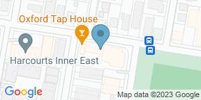 The Oxford TaphouseのGoogle マップ