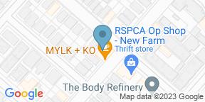 Google Map for ELSKA