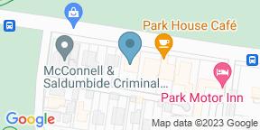 Google Map for Cafe Valetta