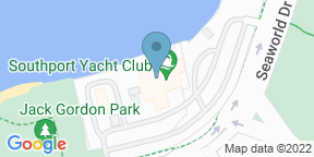 Google Map for Southport Yacht Club