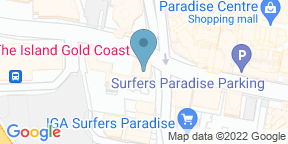 Google Map for Goldie's
