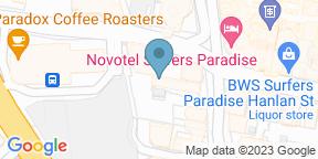 Google Map for Duke's Parlour