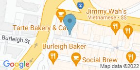 Google Map for Harry's Steak Bistro and Bar