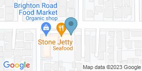 Brooklyn LoungeのGoogle マップ