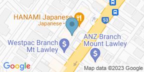 Mapa de Google para Monggo Restaurant