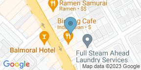 Mapa de Google para Bintang Cafe