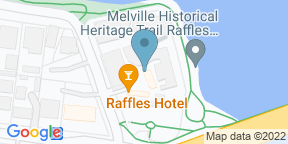 Raffles HotelのGoogle マップ