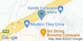 Six String BrewingのGoogle マップ