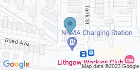 Esk Bar & GrillのGoogle マップ