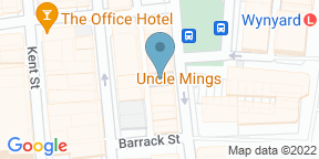 Google Map for Uncle Ming's