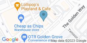 Google Map for Cafe Brunelli Golden Grove