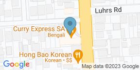 Mapa de Google para Indian Tandoori Palace