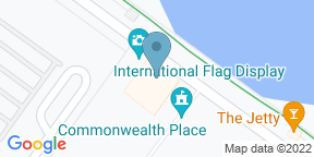 Google Map for Waters Edge