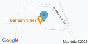 Google Map for Barham Vines