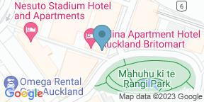 Google Map for Yard Bar & Eatery