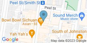 Google Map for 102 UNIQ