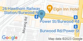 Google Map for FI:KA Hawthorn