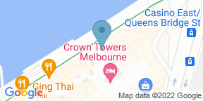 Google Map for Spice Temple Melbourne
