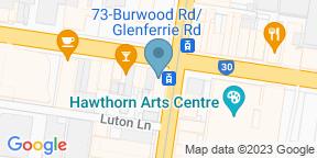 Google Map for The Kilburn