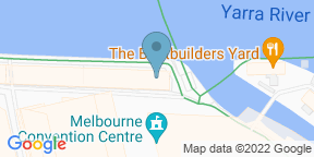 Google Map for The General Assembly