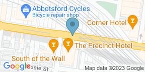 Google Map for The Precinct Hotel