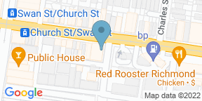 Google Map for Union House