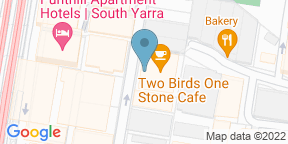 Google Map for Two Birds One Stone