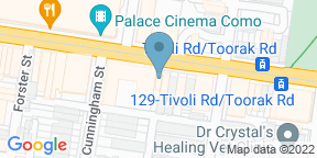 Google Map for Shadowboxer Bar & Kitchen