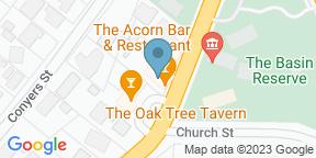 Google Map for The Acorn Bar & Restaurant