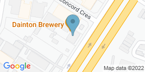 Google Map for Dainton Brewery