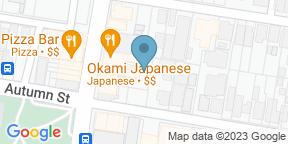 Google Map for Okami - Geelong