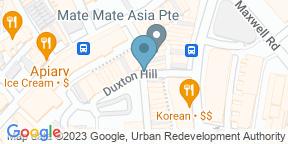 Mapa de Google para Mitsu Sushi Bar