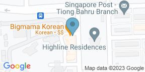 Mapa de Google para Bigmama Korean Restaurant