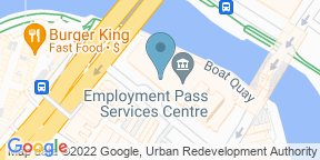 Mapa de Google para Ricciotti Riverwalk