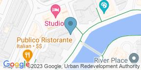Mapa de Google para Les Bouchons - Robertson Quay