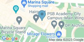 Mapa de Google para Melt Café