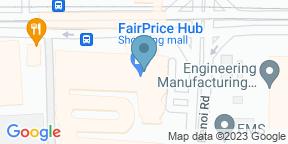 Mapa de Google para San Yuan Ge 三元閣