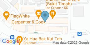 Mapa de Google para Woorinara