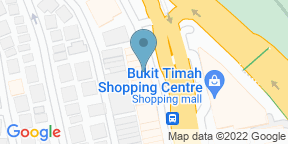 Mapa de Google para Mikawa Yakitori Bar - Bukit Timah