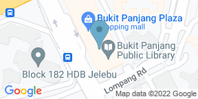Mapa de Google para BANGKOKJAM - Bukit Panjang Plaza