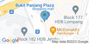 Mapa de Google para Suki-Ya - Bukit Panjang Plaza