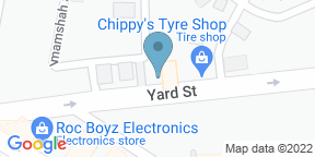 Google Map for Lynx Restaurant Deli, Grill and Catering