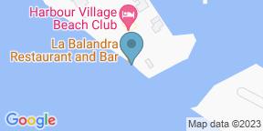 Google Map for La Balandra Bar & Restaurant
