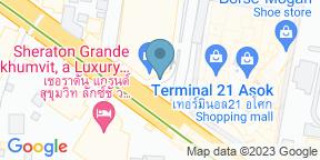 Google Map for Seasonal Tastes - The Westin Grande Sukhumvit