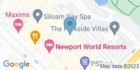 Mapa de Google para Wolfgang's Steakhouse Manila